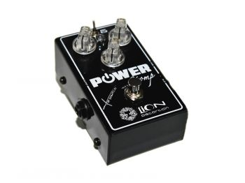 Pedal Power Stomp® Lion Distortion Signature Téo Dornellas