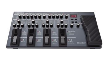 Pedaleira Boss Guitar Multiple Effects ME-80