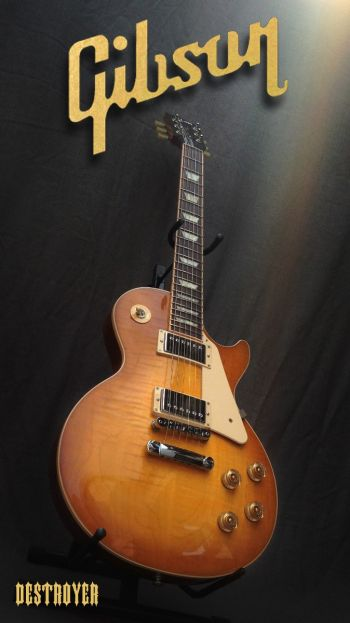 Guitarra Gibson Les Paul Traditional 2016 T HoneyBurst