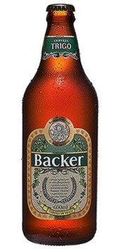 Cerveja Backer Trigo - 600ml