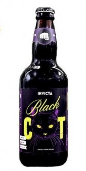Cerveja Invicta Black Cat - 500ml