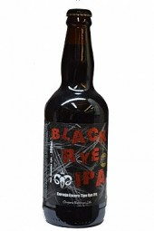 Cerveja Bodebrown Black Rye IPA 300ml