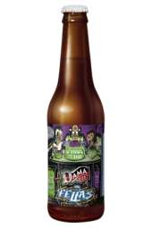 Cerveja Dama Fellas Imperial Coffe Ipa - 355ml  - foto 1
