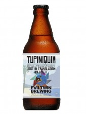 Cerveja Tupiniquim/Evil Twin Lost in Translation - 330ml
