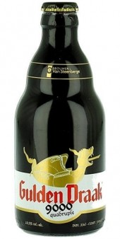 Cerveja Gulden Draak 9000 Quadruple - 330ml