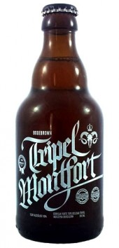 Cerveja Bodebrown Tripel Hop Montfort - 330ml