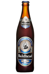 Cerveja Baldhead Belgian Dark Strong Ale - 500ml