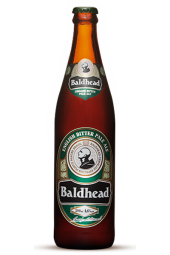 Cerveja Baldhead English Bitter Pale Ale - 500ml