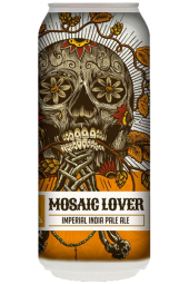 Cerveja Dogma Mosaic Lover Imperial IPA - 473ml
