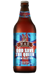 Cerveja Küd God Save The Queen Pale Ale (Sem Glúten) - 600ml