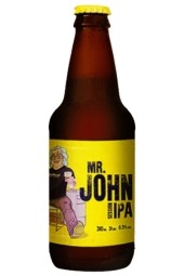 Cerveja Baldhead Mr. John Session IPA - 600ml