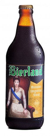 Cerveja Bierland Russian Imperial Stout - 600ml