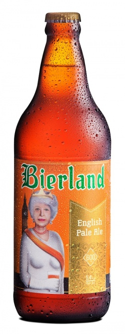 Cerveja Bierland English Pale Ale - 600ml  - foto principal 1