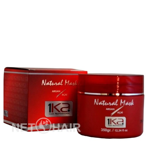 1Ka Máscara Natural Argan - 350g
