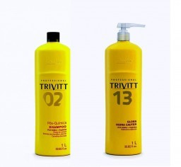 Itallian Trivitt Kit Plus Cauter