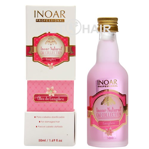 Inoar Natural Oil Collection Óleo De Gengibre - 50ml