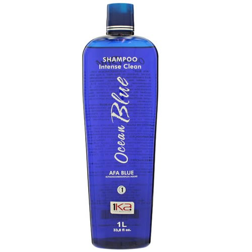 1Ka Ocean Blue Sea Intense Clean Shampoo  - 1 Litro