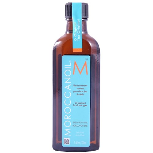 Moroccanoil Original Oil Treatment - Óleo de Argan - 100ml  - foto 1