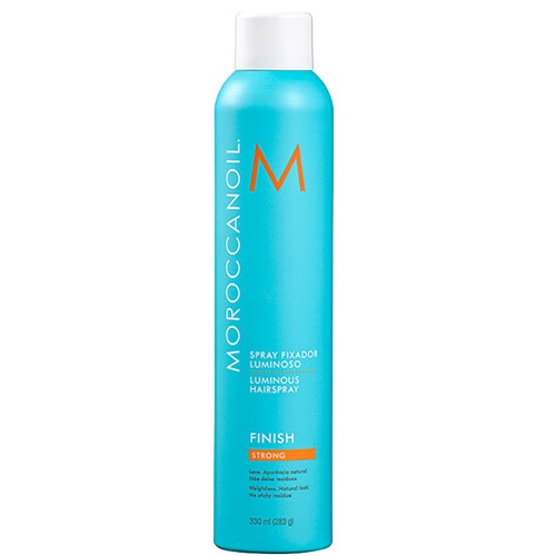 Moroccanoil Hair Spray Strong - Fixador Luminoso - 330ml