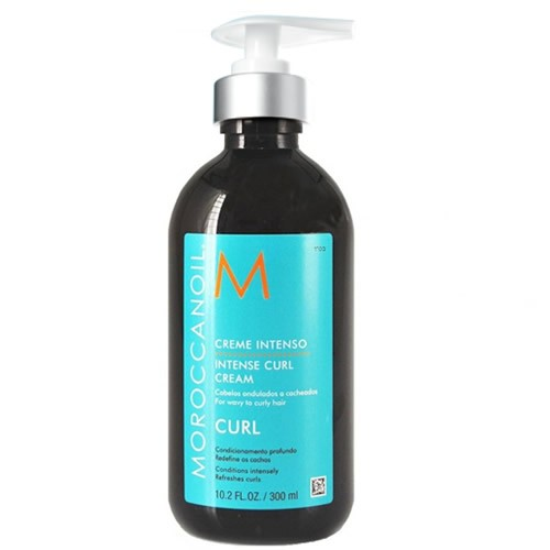 Moroccanoil Intense Curl Cream - Leave-in para Cachos - 300ml  - foto 1