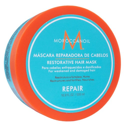 Moroccanoil Restorative Hair Mask - Máscara Reparadora - 500ml