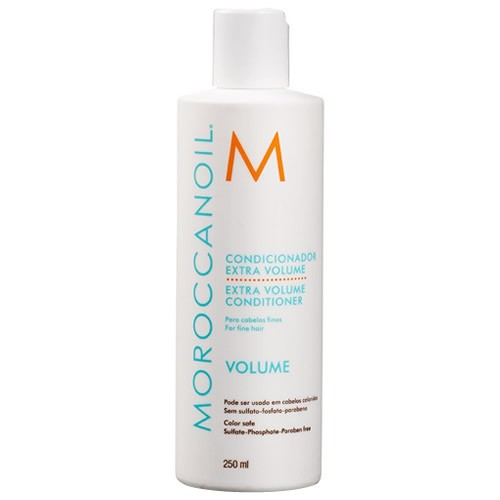 Moroccanoil Extra Volume Conditioner - Condicionador - 250ml  - foto 1