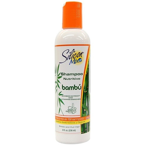 Silicon Mix Shampoo Nutritivo Bambu - 236ml