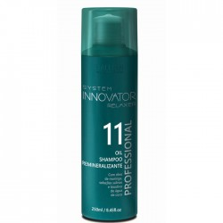 Itallian Oil Shampoo Remineralizante Innovator - 250ml  - foto 1