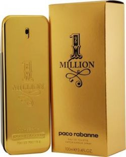 Paco Rabanne Perfume Masculino 1 Million - Eau de Toilette - 100 ml