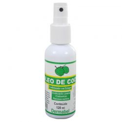 Leave in de Oleo de Coco Dermabel - 120ml