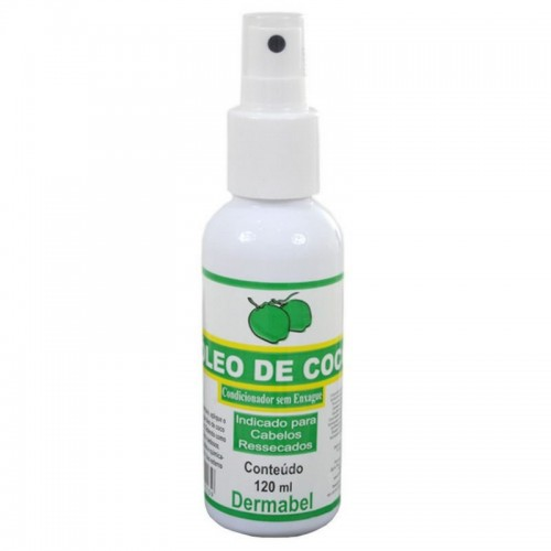 Leave in de Oleo de Coco Dermabel - 120ml  - foto principal 1