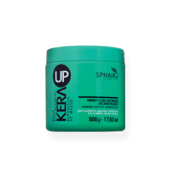 Kera-Up – Repositor De Massa - 500g