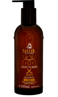 Shaving Gel Sheik Barber  - foto 1