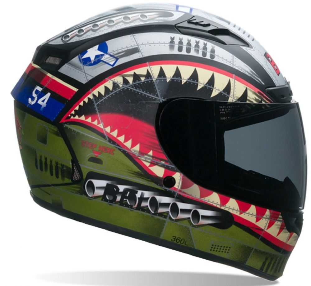 CAPACETE BELL QUALIFIER DLX DEVIL MAY CARE MATTE