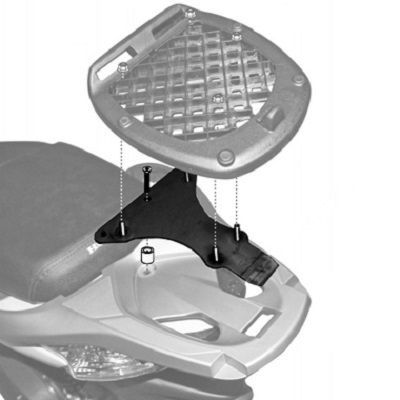 BASE CENTRAL GIVI PARA BAÚ SH150 / SH300I 15/