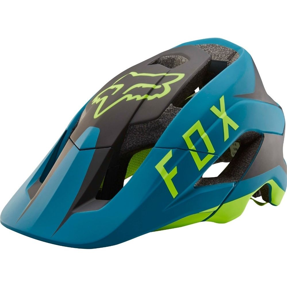 CAPACETE FOX METAH FLOW TEAL