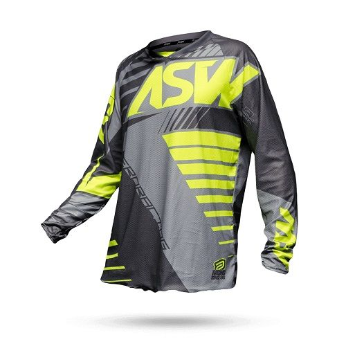 CAMISA ASW IMAGE RACE 18 CINZA