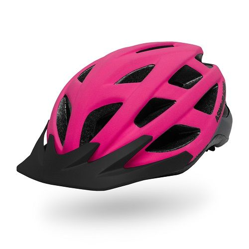 CAPACETE ASW BIKE FUN 18 ROSA