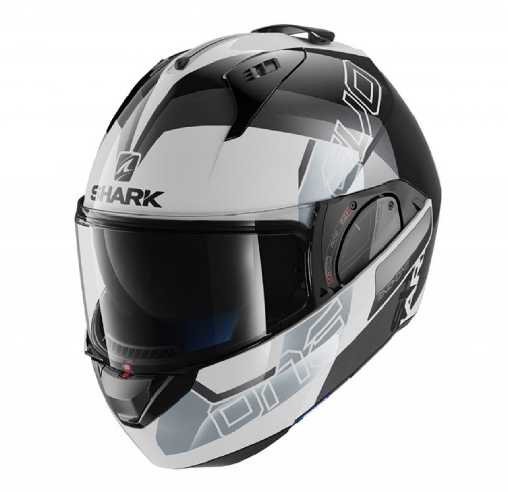 CAPACETE SHARK EVO ONE V2 SLASHER WKS