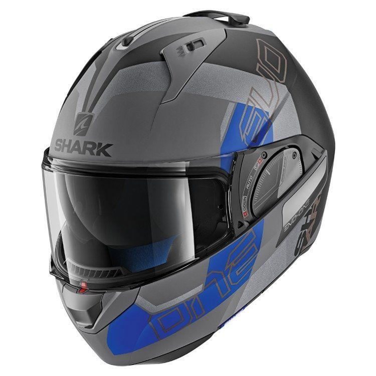 CAPACETE SHARK EVO ONE V2 SLASHER AKB