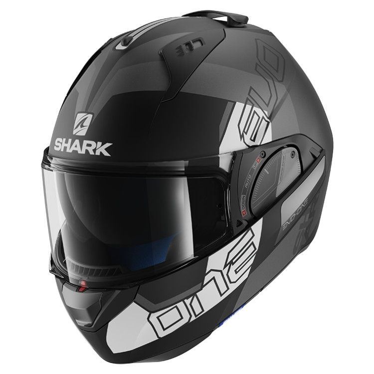 CAPACETE SHARK EVO ONE V2 SLASHER KAW