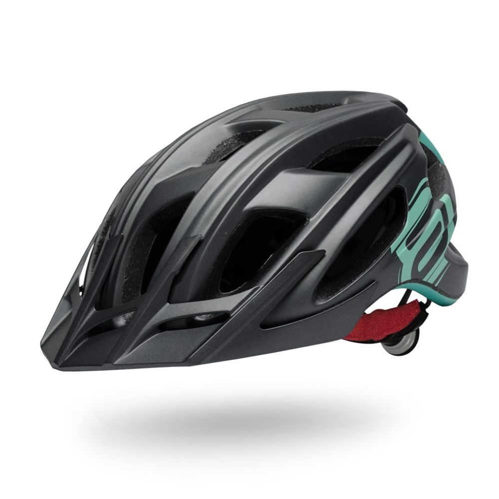 CAPACETE ASW BIKE ROCKY 18 CINZA