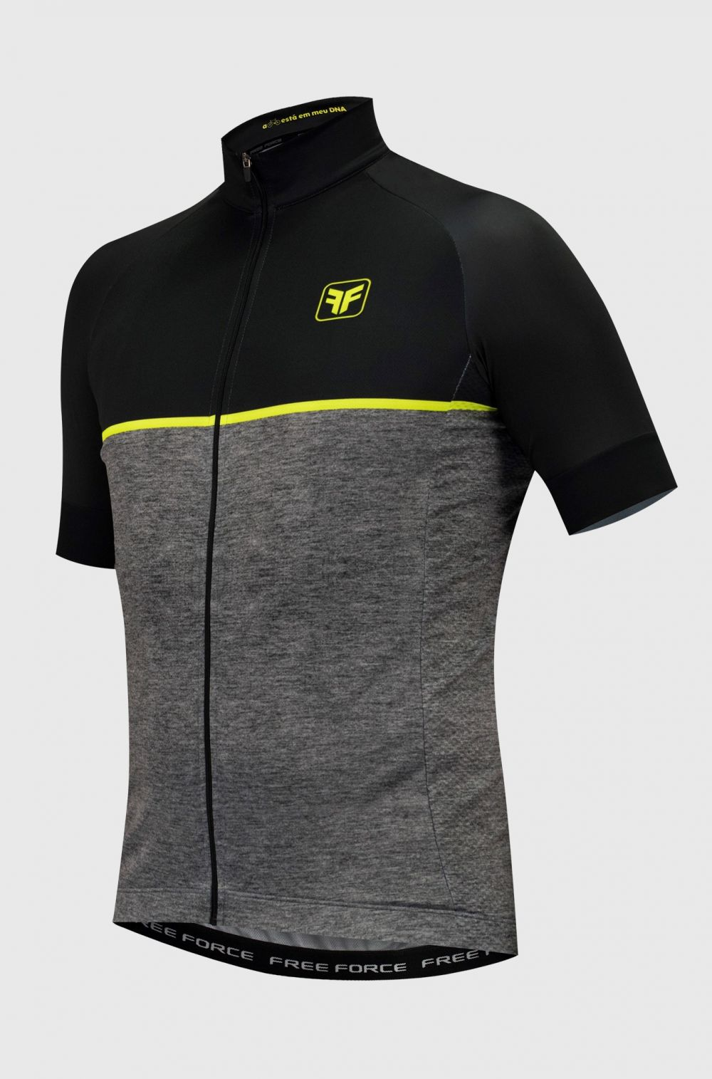 CAMISA FREE FORCE SPORT - FIRST (MANGA CURTA)
