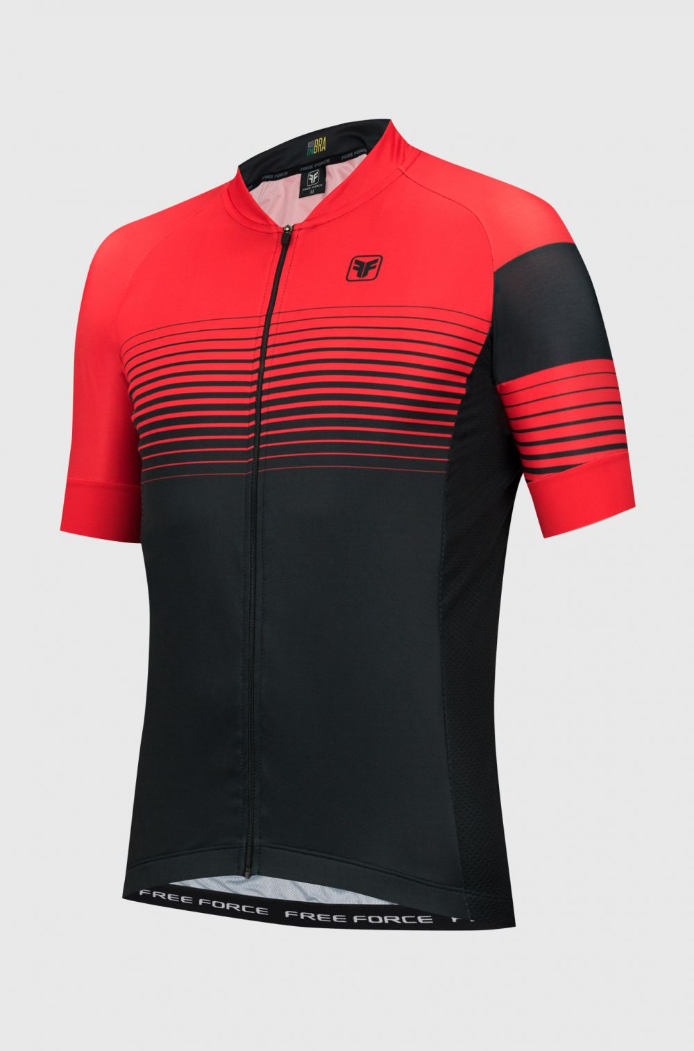 CAMISA FREE FORCE SPORT - REDDISH (MANGA CURTA)