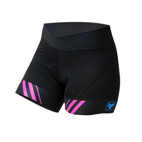 BERMUDA FREE FORCE (SHORT) STRIPES FEMININA