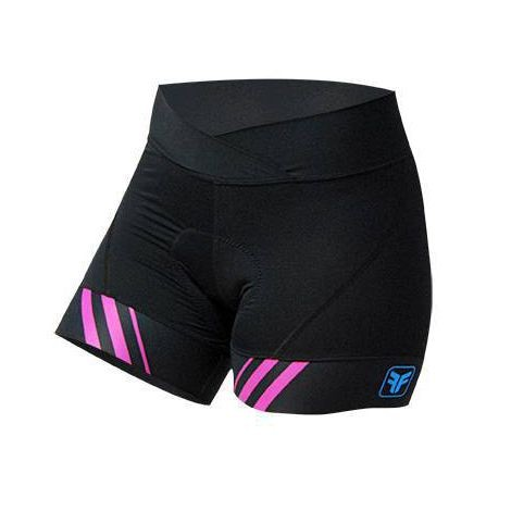 BERMUDA FREE FORCE (SHORT) STRIPES FEMININA  - foto principal 1