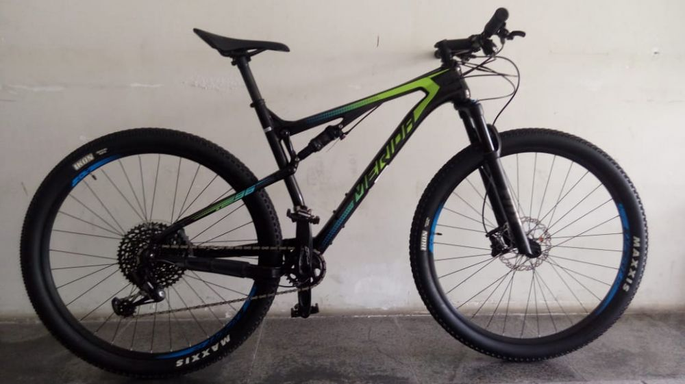 BIKE MERIDA NINETY-SIX 9 6000 R$15.000,00