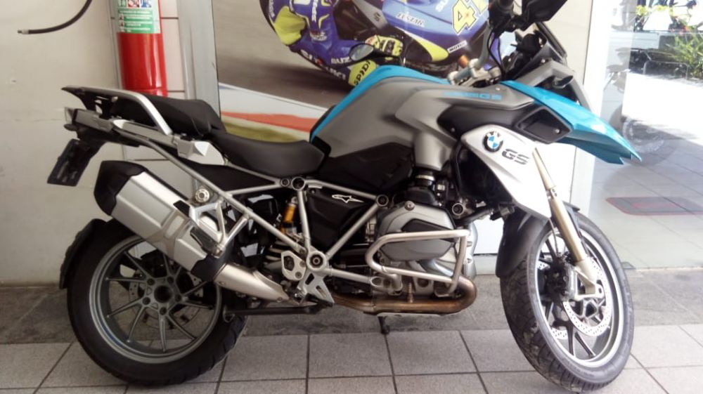 MOTO BMW R1200GS SPORT PLUS 2014 - R$ 42.900,00