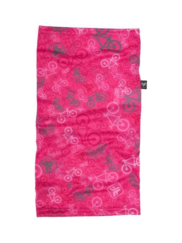 BANDANA FREE FORCE BICYCLE - ROSA