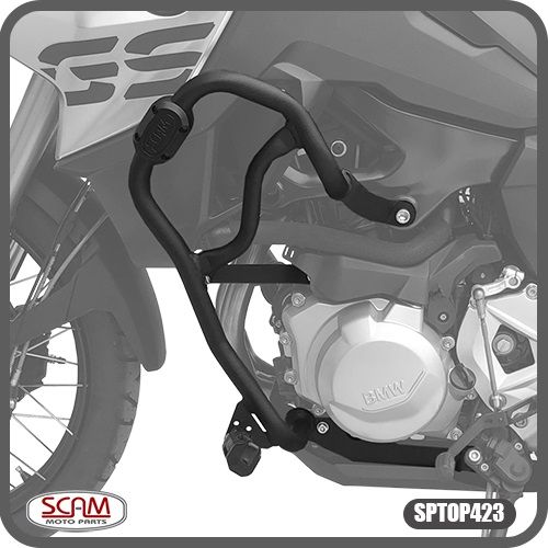 PROTETOR DE MOTOR E CARENAGEM SCAM (LATERAL) F750GS / F850GS